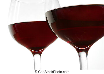 Red Wine - Close up red wine