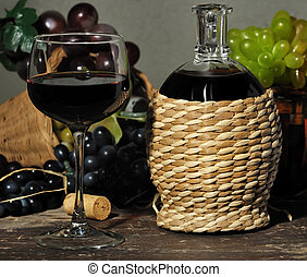 red wine composition