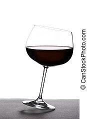 Red wine - Glas red wine