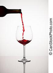Red Wine Glasses