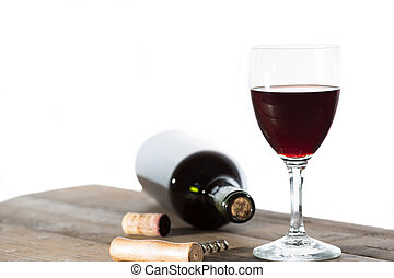 Red wine - Reserve red wine in your glass
