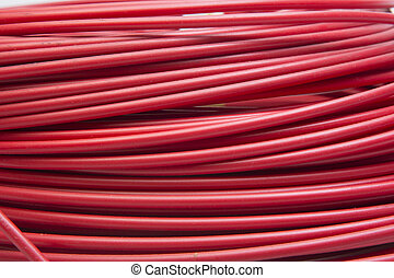 Red wire.