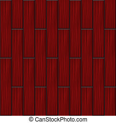 Red wood parquet - Red wood flooring parquet seamless square...