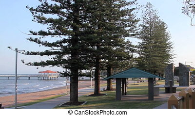 Redcliffe Pier 1 - The iconic Redcliffe Jetty in Redcliffe...