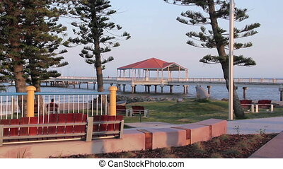 Redcliffe Pier 3 - The iconic Redcliffe Jetty in Redcliffe...