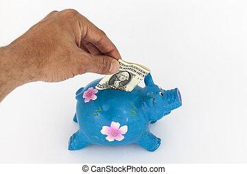 reddend geld