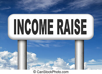 reddito, aumento