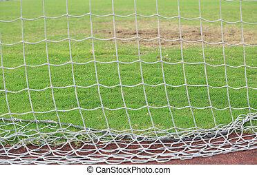 rede, meta futebol americano