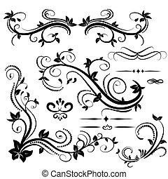 Redemoinho, elementos, desenho
