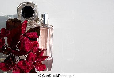 redevance, fleurir, fleurs, printemps, mai, avril, pourpre, pomme, bouteille rouge, season., pendula, malus, arbres, variété, fleur, parfum