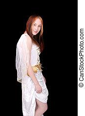 redhead, 女神