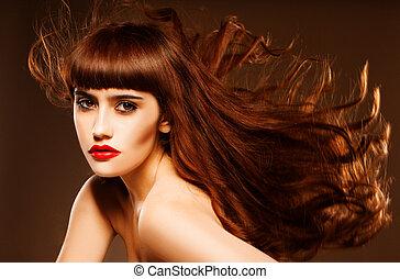 redhead, 毛の飛行, 蒸し暑い