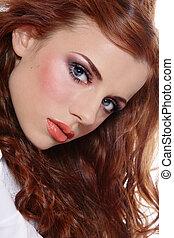 redhead, ung