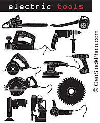 redskaberne, elektriske