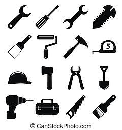 redskaberne, iconerne