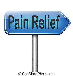 redução dor