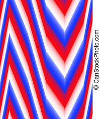 Red,White and Blue background