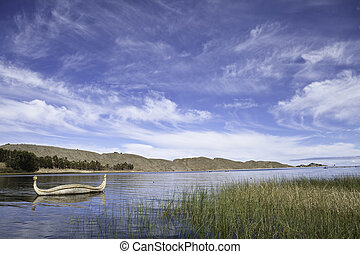 reed boat