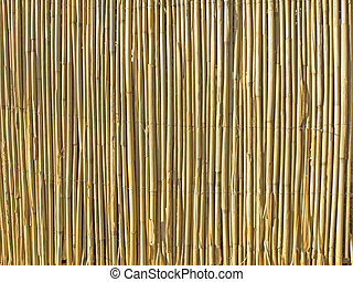 Reed pattern usable for background.