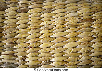 reed weave background
