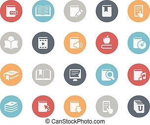reeks, klassiekers, boek, iconen