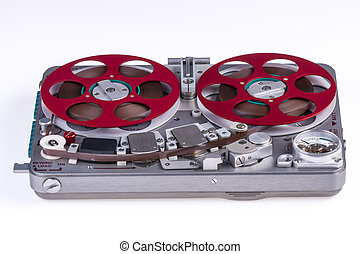 Reel to reel audio tape recorder ws 1