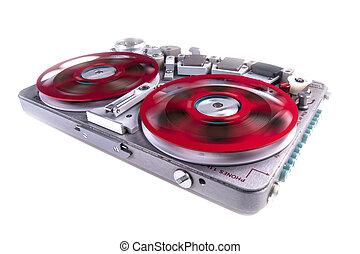 Reel to reel audio tape recorder wsr 2