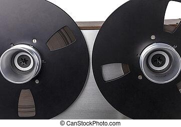 REEL to REEL Audio Tapes - REEL to REEL Audio Tape Recorder ...