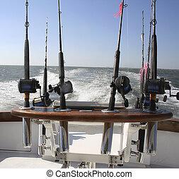 Reels - Group of Saltwater Fishing Reels