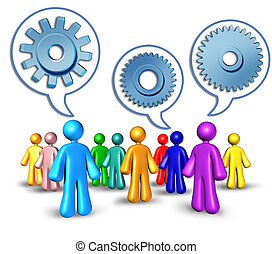 referrals, networking, sociaal