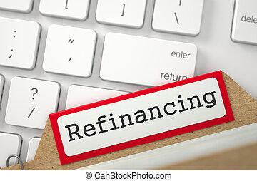refinancing., 3d., arquive cartão