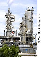 refinaria óleo
