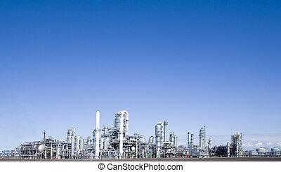 refinería, 3