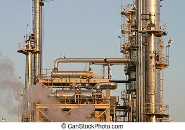 refinería de petróleo, #3