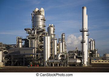 Refinery 14 - Refinery in Eurpoort,Rotterdam,Holland
