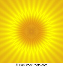 reflect light yellow sun rays pattern texture background