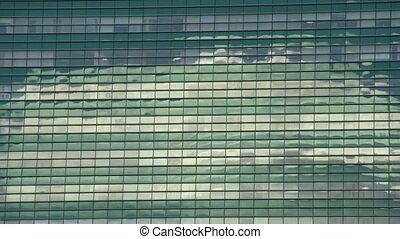 Reflection in a Skyscraper