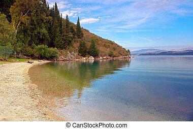 Reflections on Corfu