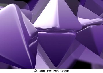 reflective, purple, background