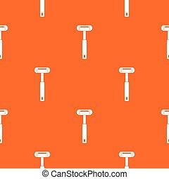 Reflex hammer pattern seamless - Reflex hammer pattern...