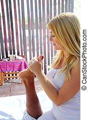 reflexology massage therapy physiotherapy jungle