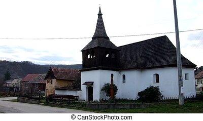 Reformed medieval church
