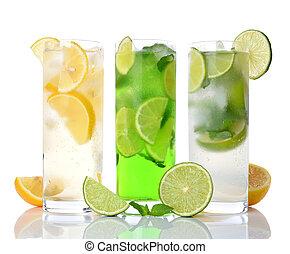 refrescar, bebidas