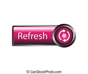 Refresh icon, refresh button sign