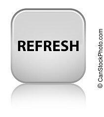 Refresh special white square button