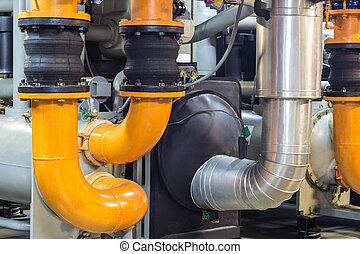 Refrigeration compressors, chiller - Refrigeration...