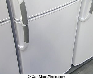 refrigerator cabinet open - refrigerator cabinet door and...