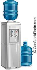 refroidisseur eau, équipement
