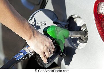refueling vehicle