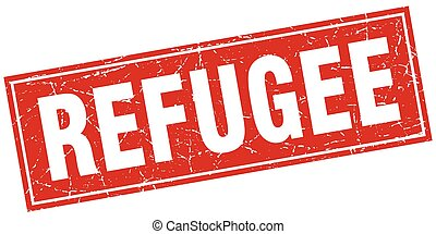refugee square stamp
